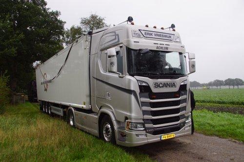 Scania S580, foto van jans-eising