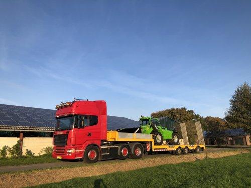 Scania R500, foto van Loonwerker_Erwin