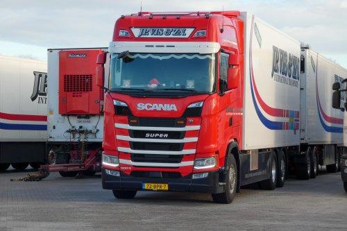 Scania 500S, foto van Lucas Ensing