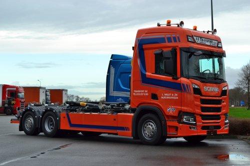 Scania R500 (new), foto van Lucas Ensing