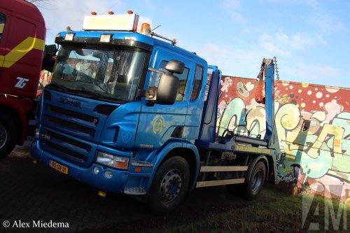 Scania P310, foto van Alex Miedema