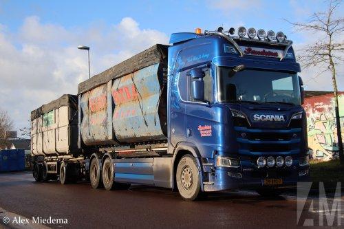 Scania R650, foto van Alex Miedema