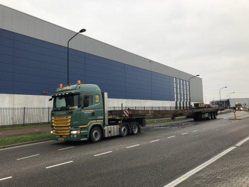 Scania R450, foto van mf 35x