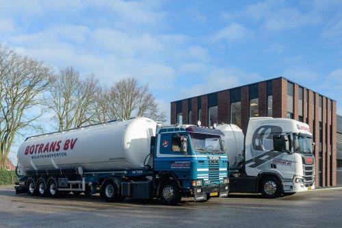 Scania 143, foto van Truckfan Nieuwsposter