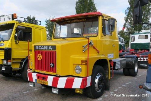 Scania L140, foto van Paul Gravemaker