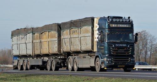 Scania R580, foto van pierius-van-solkema