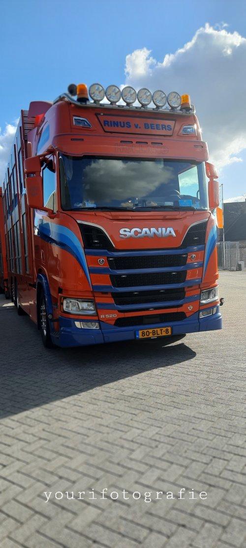 Scania R520, foto van youri-meulengraaf