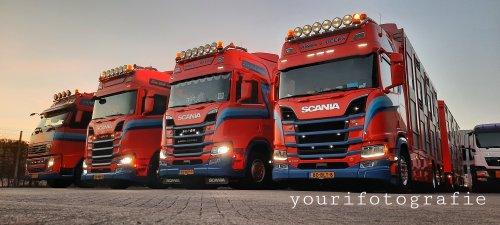 Scania Vrachtwagen, foto van youri-meulengraaf