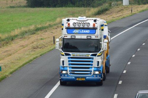 Scania R500, foto van William Hamstra