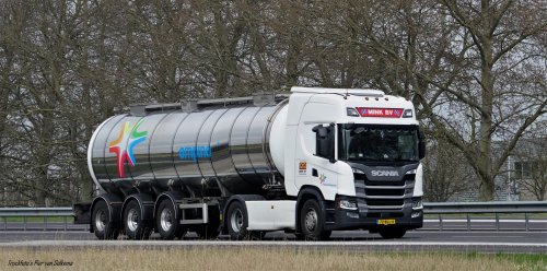 Scania G450, foto van pierius-van-solkema