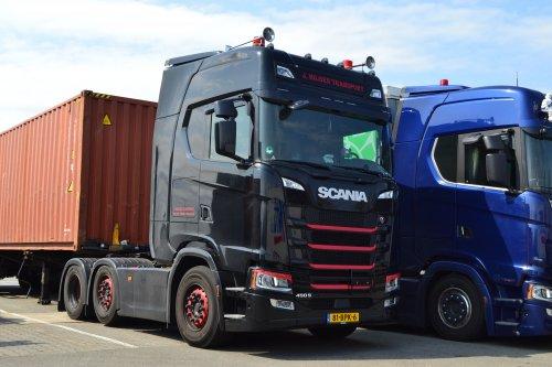 Scania 450S, foto van coen-ensing