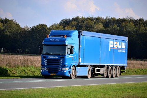 Scania G450, foto van Lucas Ensing