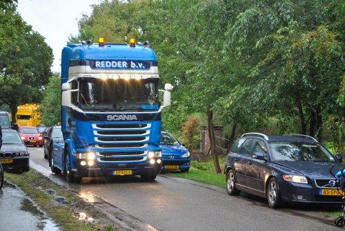 Scania R450, foto van Lucas Ensing