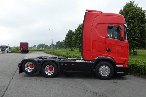 Scania 530S, foto van Lucas Ensing