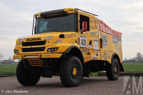 Scania eigenbouw, foto van Alex Miedema