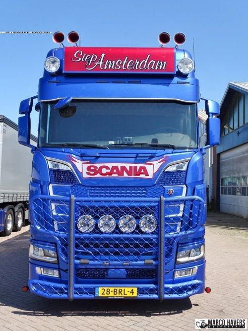 Scania 650S, foto van marco-havers