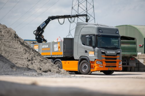 Scania G450, foto van Truckfan Nieuwsposter