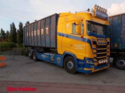 Scania S500, foto van Jan F