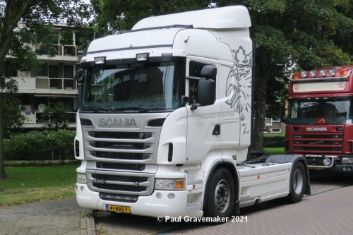 Scania R560, foto van Paul Gravemaker