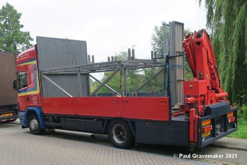 Scania R-serie, foto van Paul Gravemaker