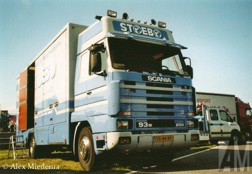 Scania 93 Streamline, foto van Alex Miedema