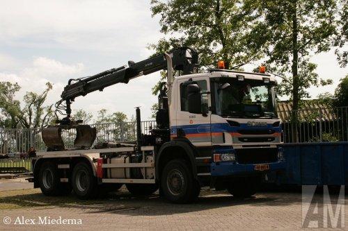 Scania P400, foto van Alex Miedema