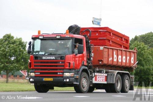 Scania 94, foto van Alex Miedema