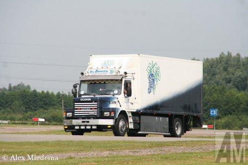 Scania T93, foto van Alex Miedema