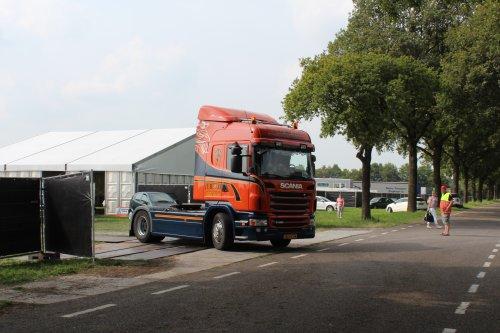 Scania G-serie 2nd gen, foto van claasxerionfan