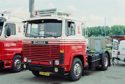 Scania 141, foto van xrayjaco