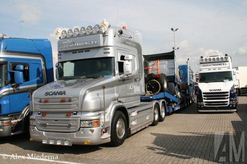 Scania T560, foto van Alex Miedema