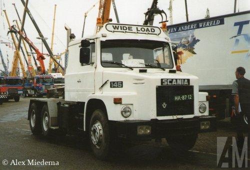 Scania 145, foto van Alex Miedema