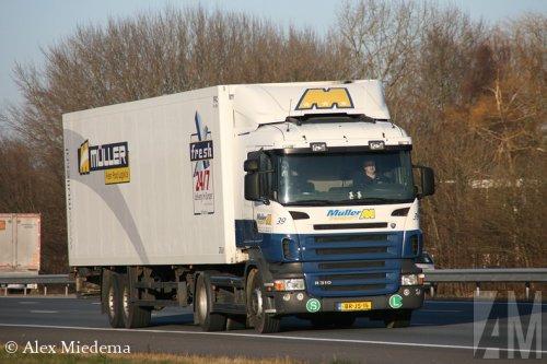 Scania R310, foto van Alex Miedema