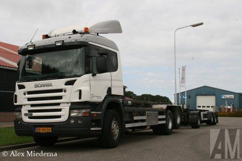 Scania P420, foto van Alex Miedema