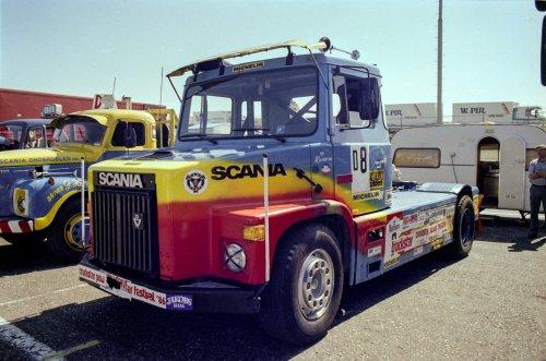 Scania eigenbouw, foto van xrayjaco
