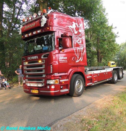 Scania R500, foto van René