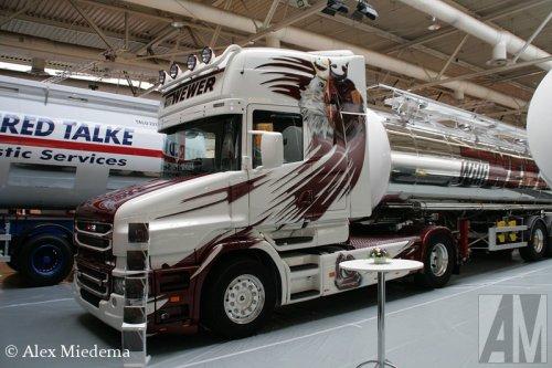 Scania T620, foto van Alex Miedema