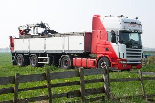 Scania 144, foto van xrayjaco
