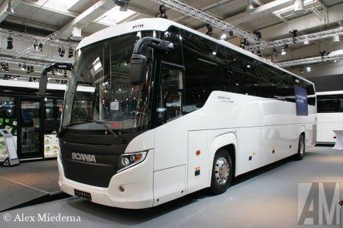 Scania touring, foto van Alex Miedema