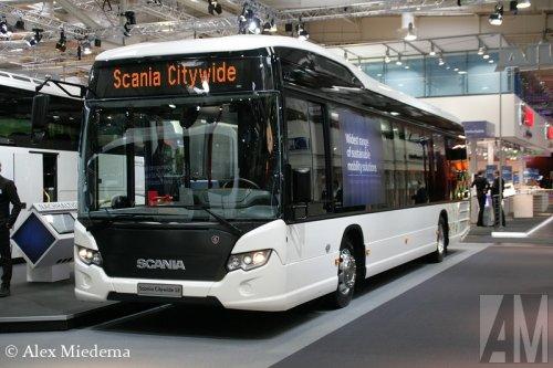 Scania Citywide, foto van Alex Miedema