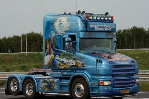 Scania T620, foto van marco-havers