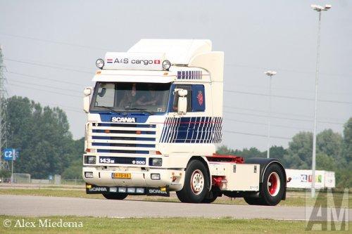 Scania 143 Streamline, foto van Alex Miedema