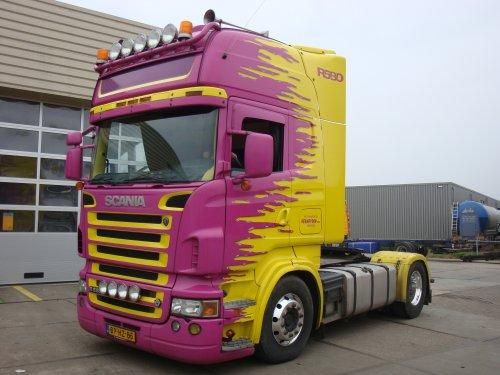Scania R-serie, foto van remco-van-deelen