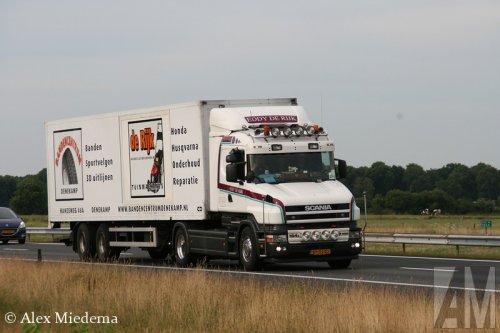 Scania T164, foto van Alex Miedema