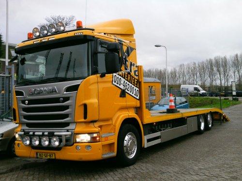 Scania R360, foto van Jan F