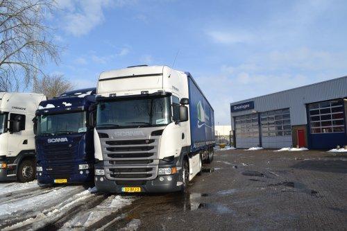 Scania R410, foto van truckspotter hgk