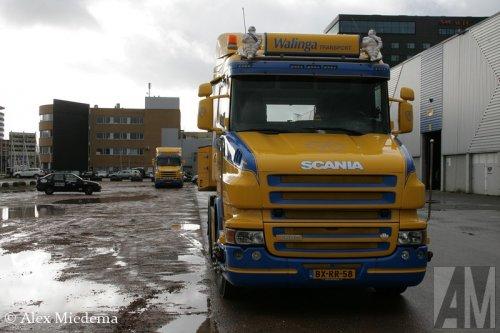 Scania T500, foto van Alex Miedema