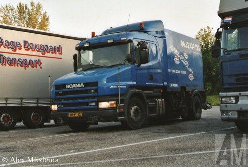 Scania T94, foto van Alex Miedema