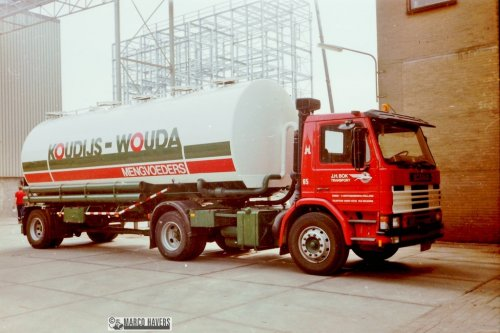 Scania 82, foto van marco-havers