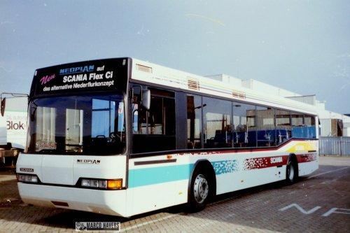 Scania K93, foto van marco-havers